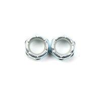 rellik | Kingpin Nut | silver