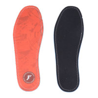 Footprint Insoles | Flat 5mm | Camo Red