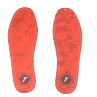 Footprint Insoles | Flat 5mm | Camo Red