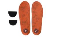 Footprint Insoles | Orthotic | Camo Orange