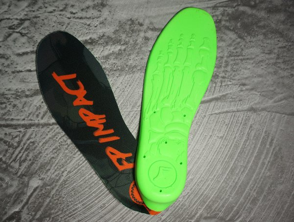 Footprint Insoles   Elite High   Classic