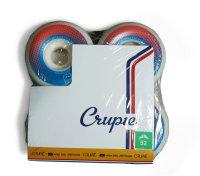 Crupie | Wheels | 54mm - Classic Carlos Ribeiro
